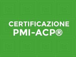 Preparazione alla certificazione Agile Project Management® (PMI)